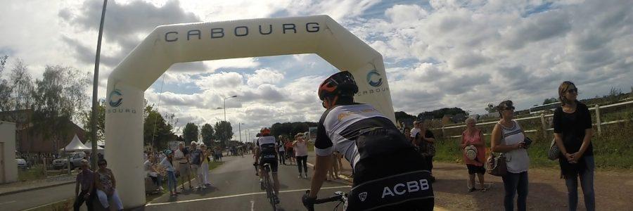 Samedi 10 septembre – 1er Levallois Cabourg 225 km