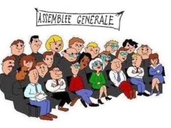 Assemblée Générale de l'ACBB Cyclotourisme
